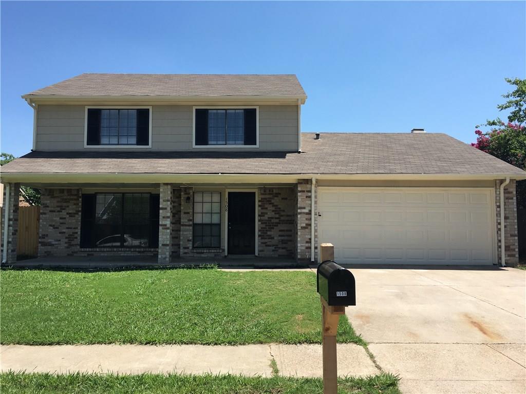 1508 Bandera Drive, Arlington, TX 76018