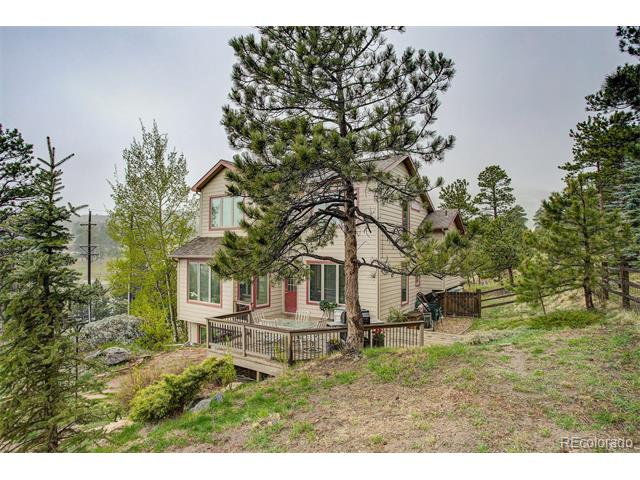 31157 Lewis Ridge Road, Evergreen, CO 80439