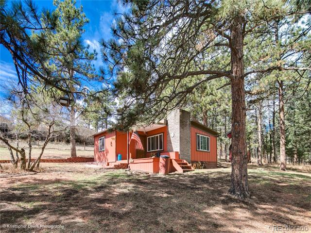 6783 S Valley Drive, Morrison, CO 80465