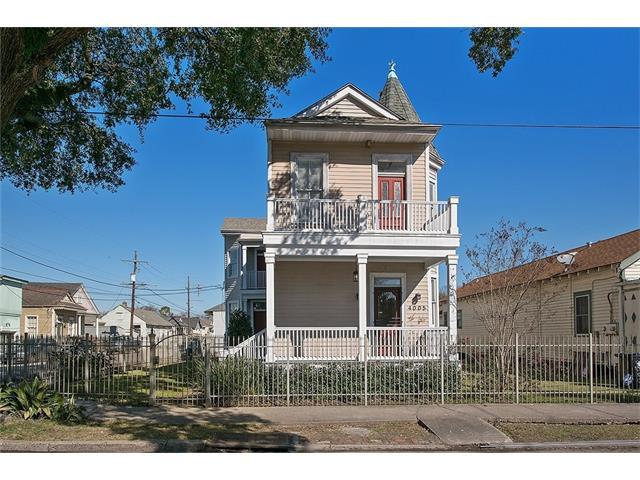 4005 ST CLAUDE Avenue, New Orleans, LA 70117