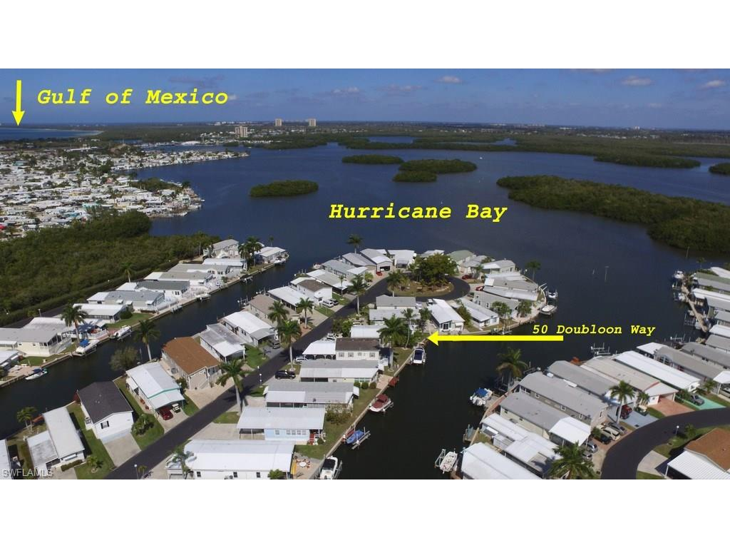 50 Doubloon WAY, FORT MYERS BEACH, FL 33931