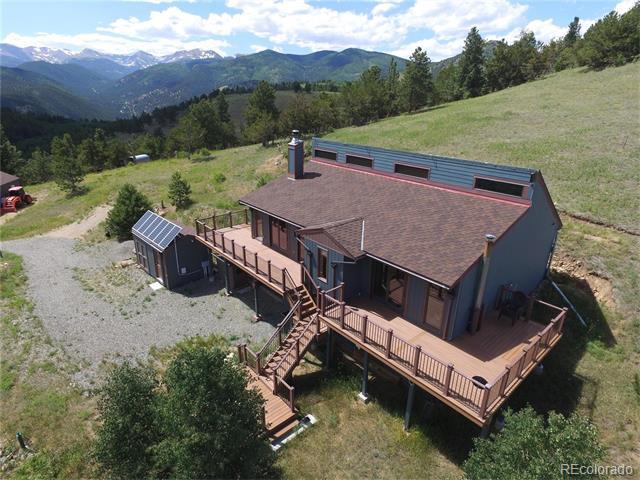 1795 York Gulch Road, Idaho Springs, CO 80452