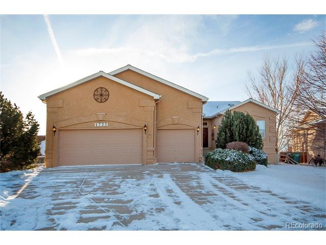 4725 Paramount Place, Colorado Springs, CO 80918