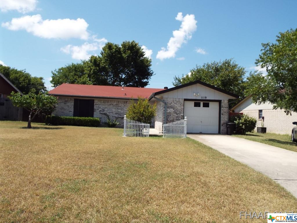 1119 Preswick Drive, Harker Heights, TX 76548