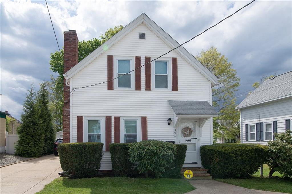 49 Smith ST, East Providence, RI 02915