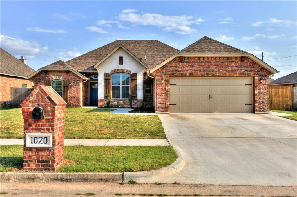 1020 SW 13th Street, Moore, OK 73160