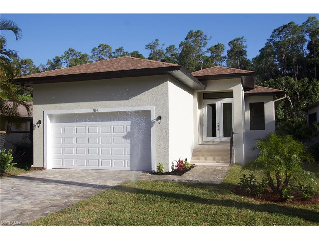 3194 Woodside AVE, NAPLES, FL 34112
