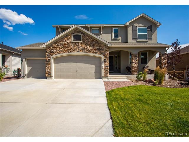 8750 Meadow Wing Circle, Colorado Springs, CO 80927
