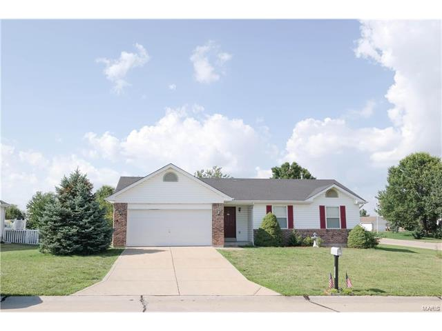 1221 Pinnacle Pointe Drive, Dardenne Prairie, MO 63368