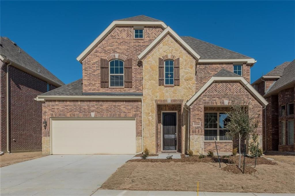 1116 Horsetail Drive, Little Elm, TX 75068