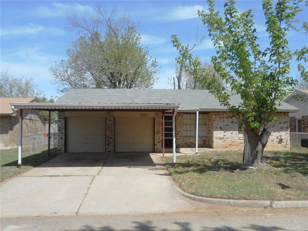 9707 NE 2nd Street, Midwest City, OK 73130