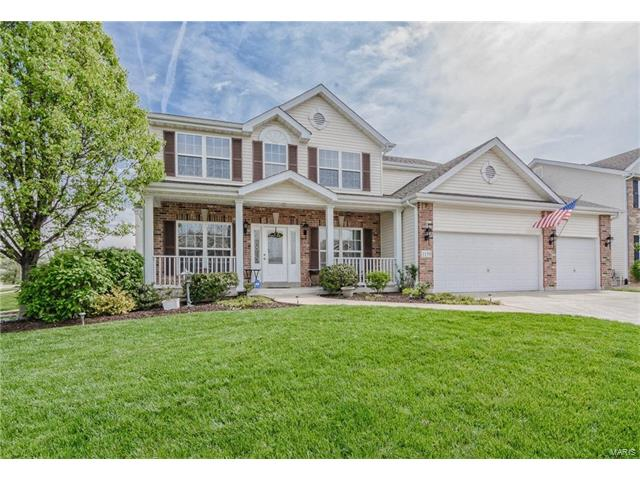 1159 Hollow Valley, St Charles, MO 63304
