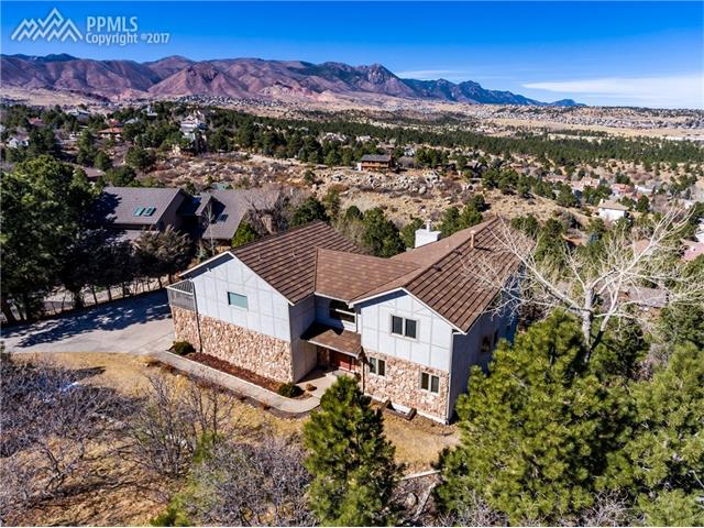 1020 Point Of The Pines Drive, Colorado Springs, CO 80919