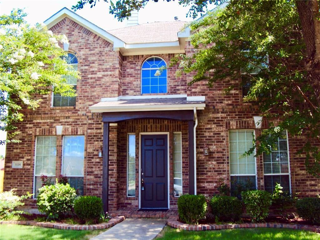 1126 Arbor Gate Drive, Garland, TX 75040
