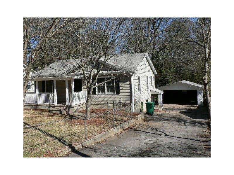 4616 City View Drive, Forest Park, GA 30297