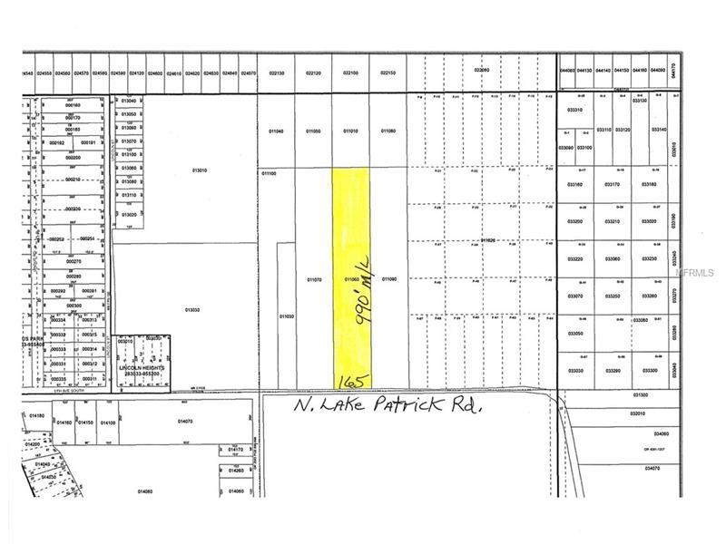N LAKE PATRICK ROAD, BABSON PARK, FL 33827