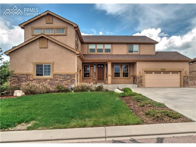 12457 Creekhurst Drive, Colorado Springs, CO 80921