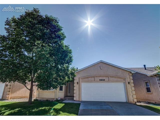 5155 Greenleaf Drive, Colorado Springs, CO 80919