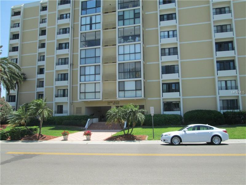 851 BAYWAY BOULEVARD 702, CLEARWATER BEACH, FL 33767