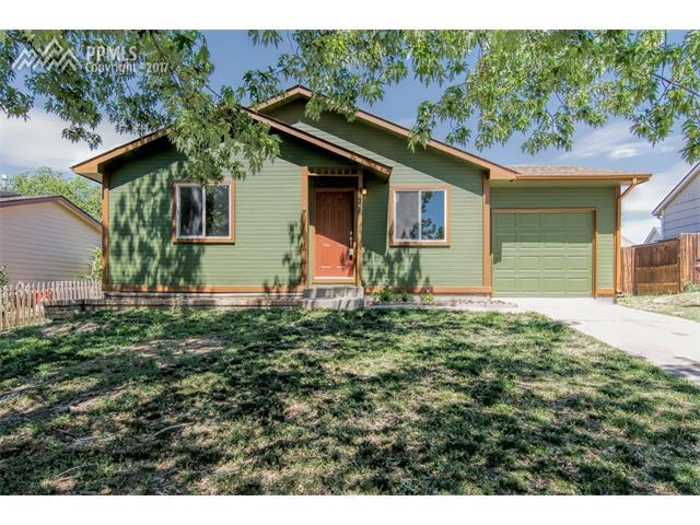 3438 Hunterwood Drive, Colorado Springs, CO 80916