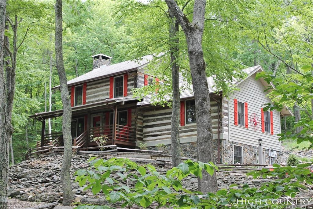 144 Old Mill Road, Todd, NC 28684
