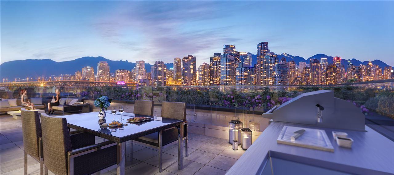 1107 W 7TH AVENUE TH2, Vancouver, BC V6H 1B5