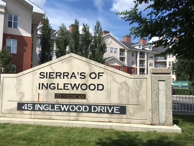 45 INGLEWOOD Drive 221, St. Albert, AB T8N 0B6