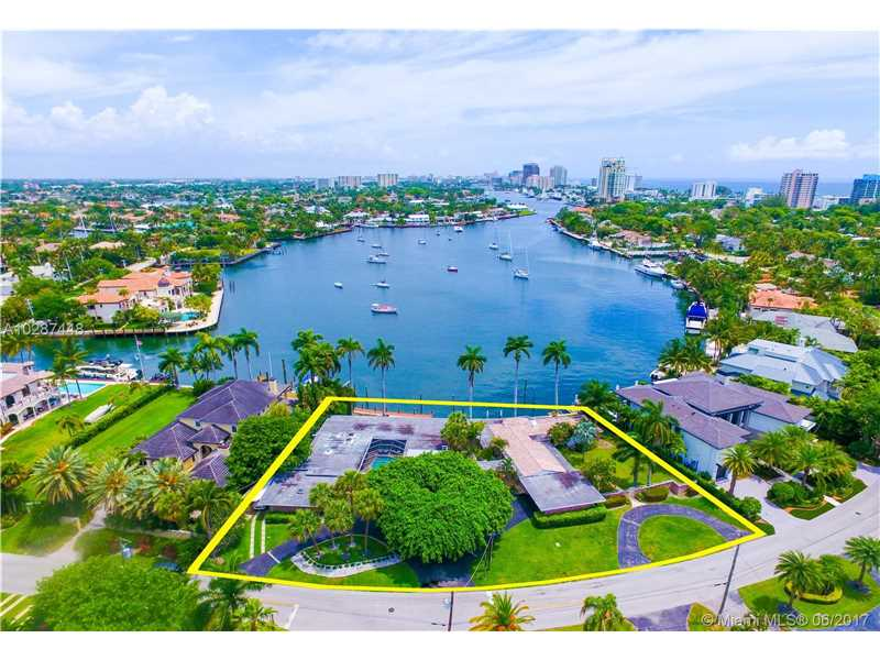 1627 E Lake Dr, Fort Lauderdale, FL 33316