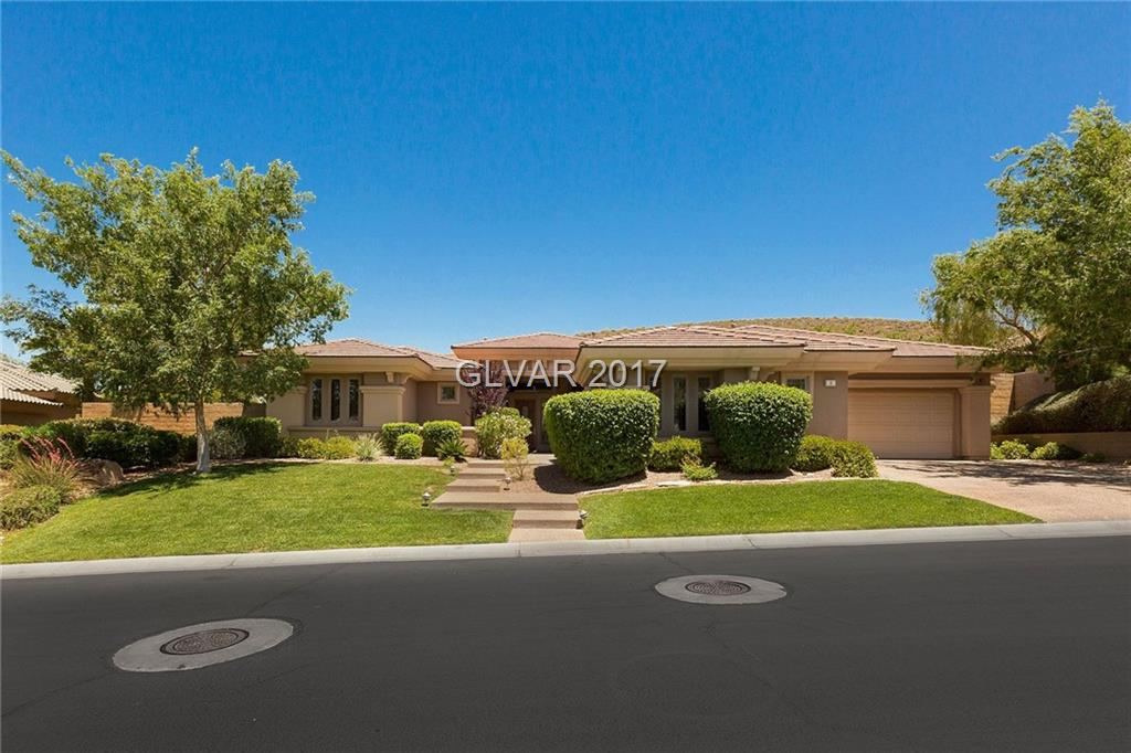 8 STARBROOK Drive, Henderson, NV 89052