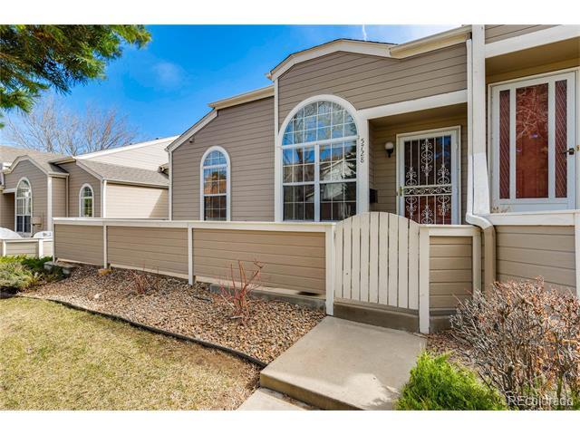 5728 W Asbury Place, Lakewood, CO 80227
