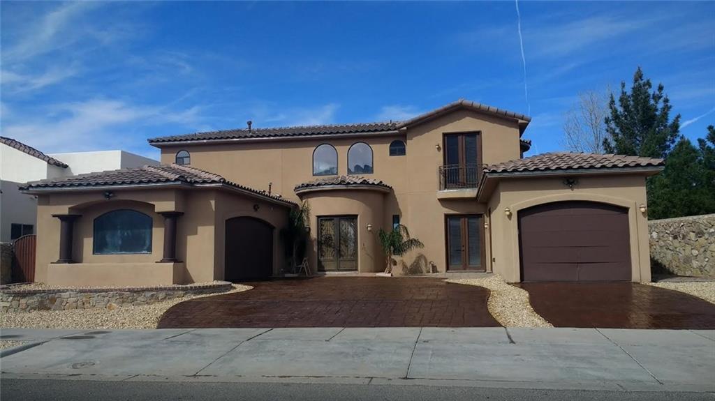 6325 Via Serena Drive, El Paso, TX 79912