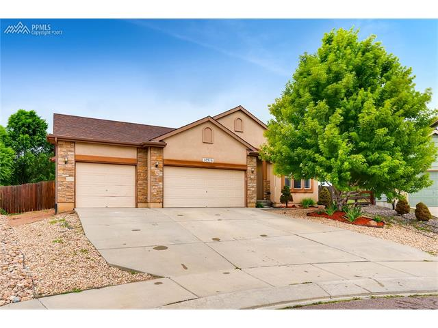 10315 Honeytree Court, Fountain, CO 80817