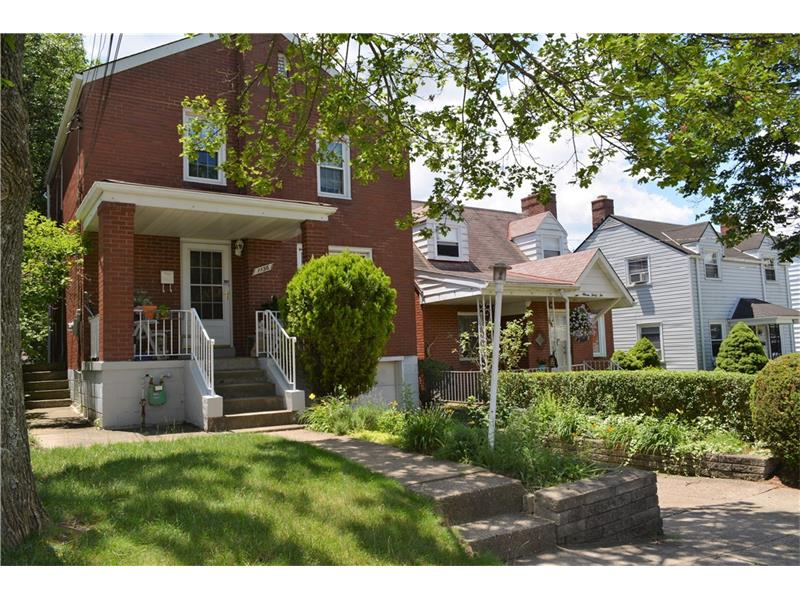 1136 Oglethorpe Street, Pittsburgh, PA 15201