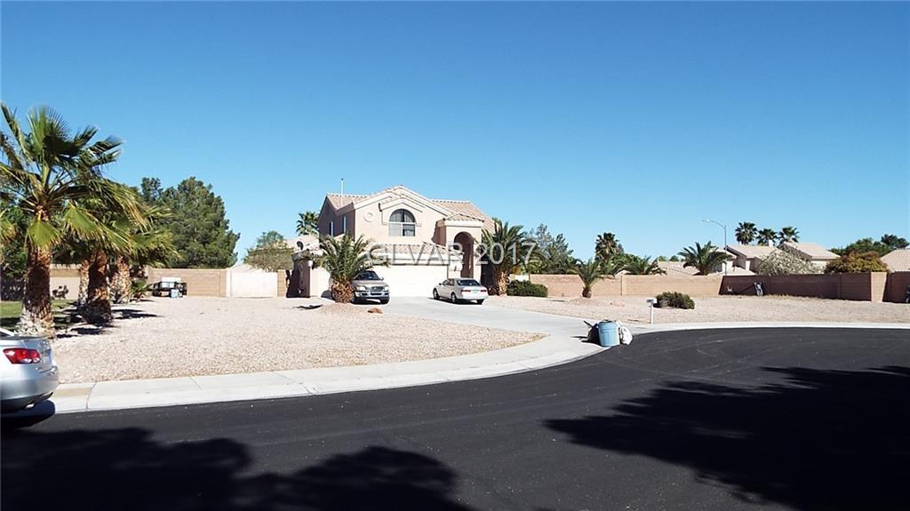 5491 MUSTANG Street, Las Vegas, NV 89130
