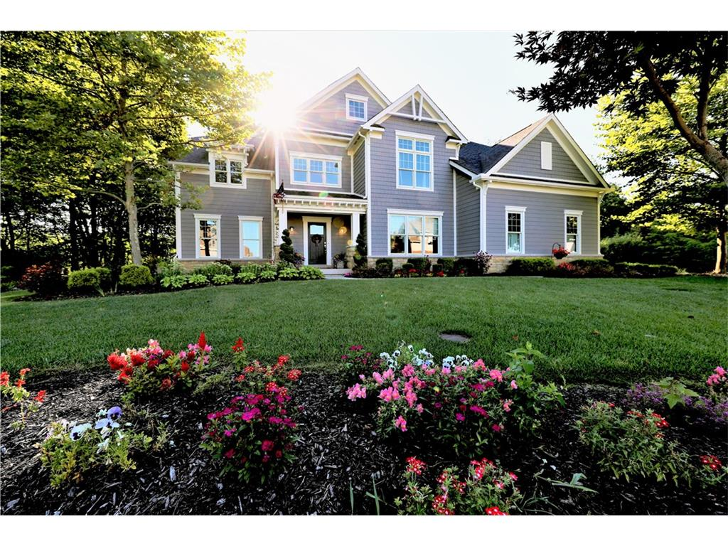 14944 HARVEST KNOLL Court, Fishers, IN 46037