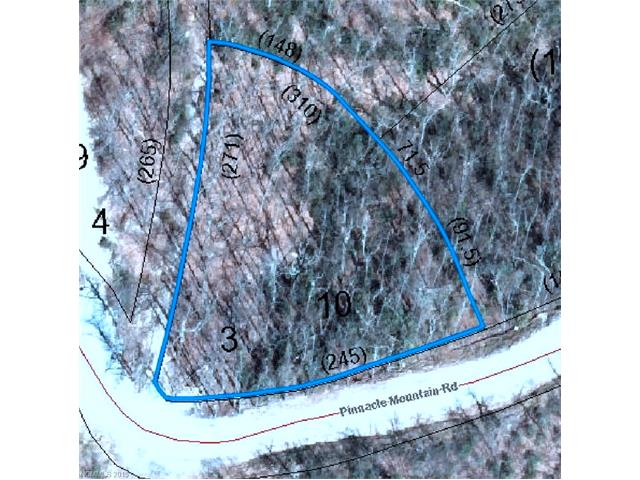 Great view lot near the