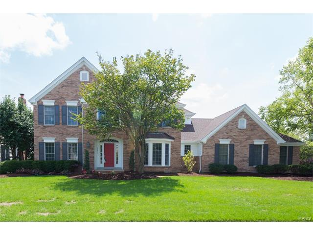 14871 Straub Hill, Chesterfield, MO 63017