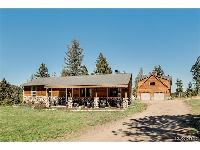 10144 S Turkey Creek Road, Morrison, CO 80465