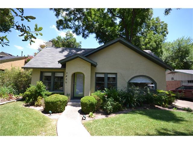 3815 Avenue G, Austin, TX 78751