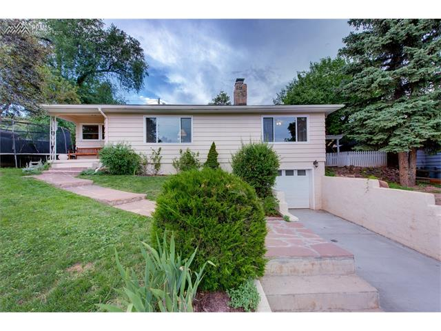 224 Crystal Park Road, Manitou Springs, CO 80829