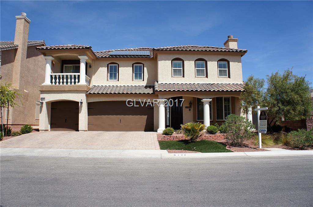 6208 MUSTANG SPRING Avenue, Las Vegas, NV 89139