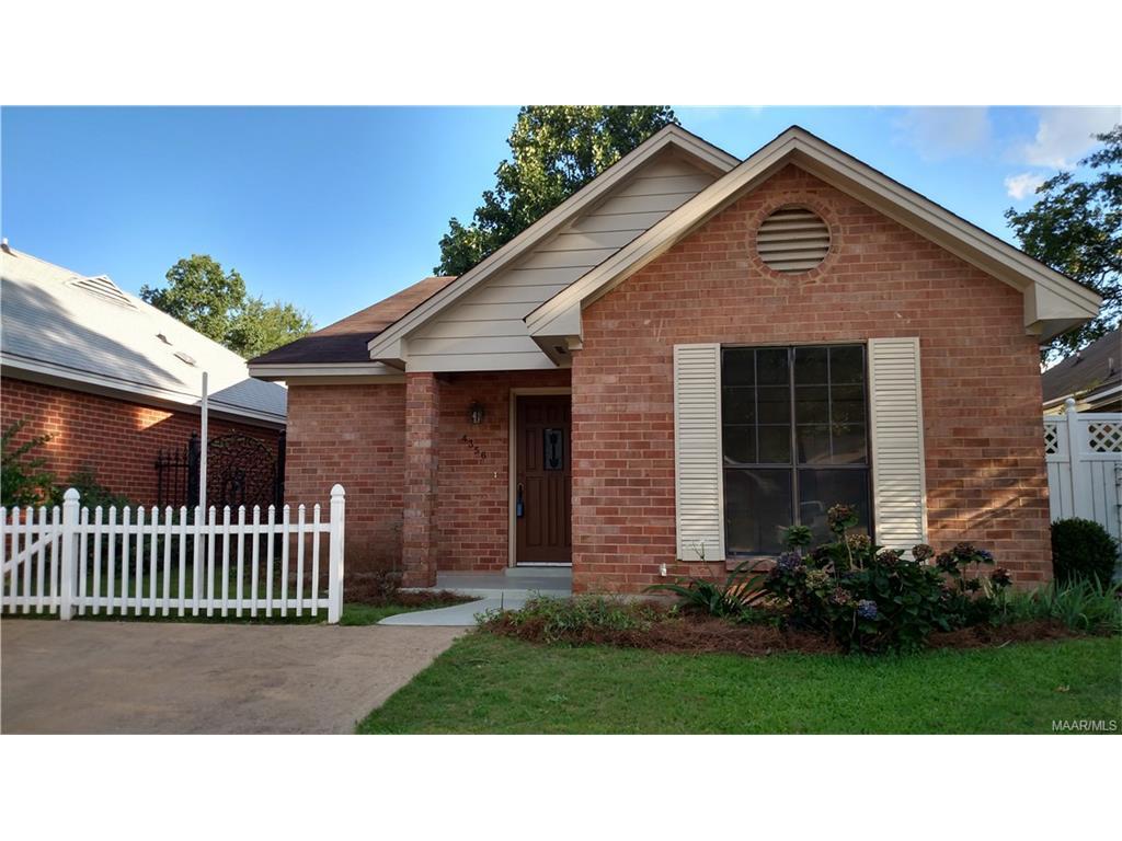 4356 Hillside Oaks Circle, Montgomery, AL 36109