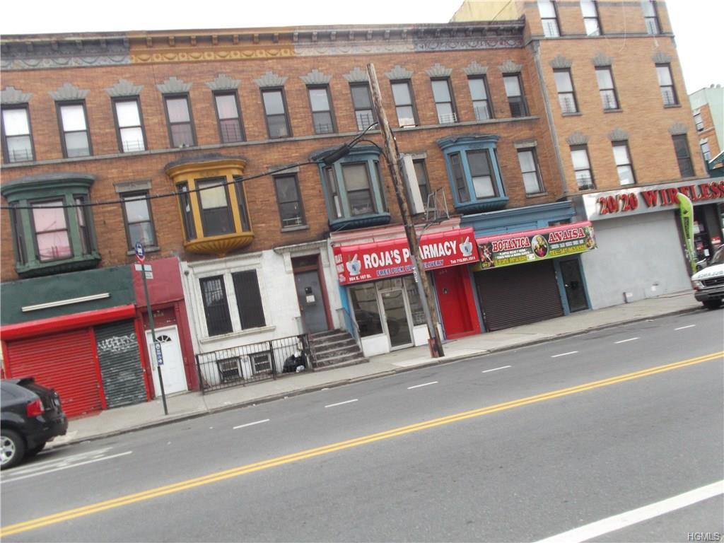 966 E 167th Street, call Listing Agent, NY 10459