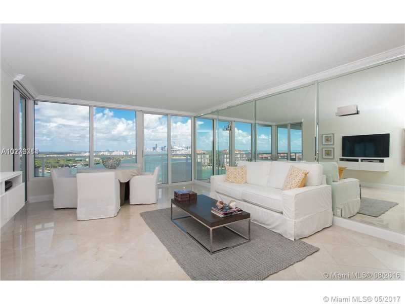 400 S Pointe Dr 1701, Miami Beach, FL 33139