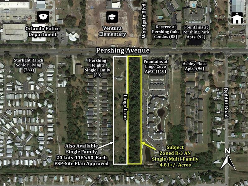 6450 PERSHING AVENUE, ORLANDO, FL 32822