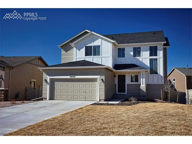 8354 Prairie Brush Court, Colorado Springs, CO 80908