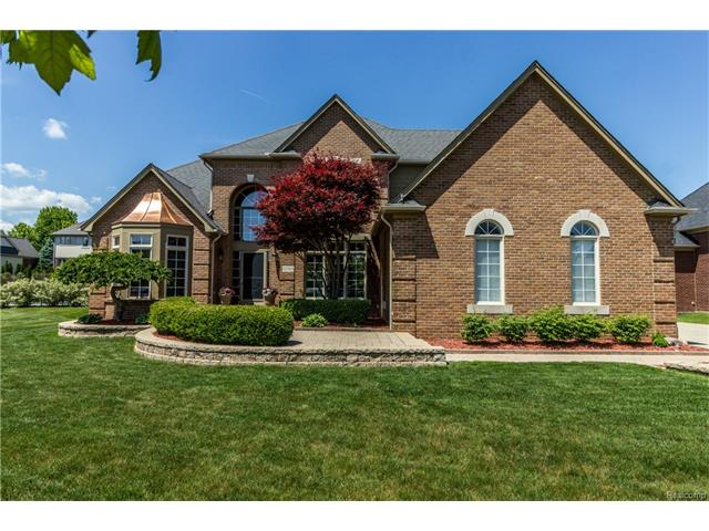 12919 BLACK WALNUT Drive, Shelby Twp, MI 48315
