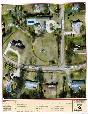 LOT #27 GREENCASTLE, Farmington Hills, MI 48334