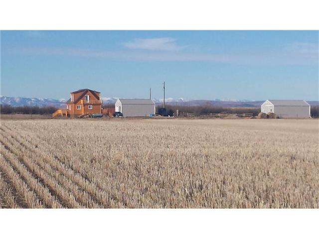 134059 - 265 Range Road Stavely, Rural Willow Creek M.D., AB T0L 1Z0