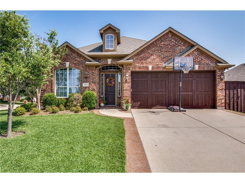2401 Deerwood Lane, Little Elm, TX 75068